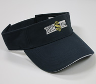 Who is John Galt? ($ with text) Navy Visor