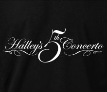 Halley's 5th Concerto - Crewneck Sweatshirt