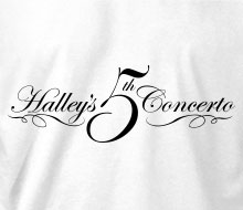 Halley's 5th Concerto - Ladies' Tee