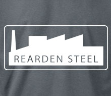 Rearden Steel (Factory) - Long Sleeve Tee
