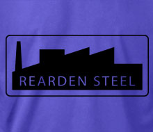 Rearden Steel (Factory) - Ladies' Tee