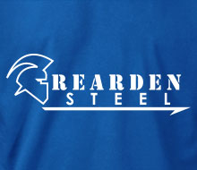 Rearden Steel (Knight) - Crewneck Sweatshirt