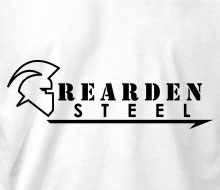 Rearden Steel (Knight) - Long Sleeve Tee