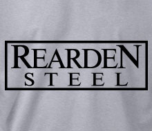 Rearden Steel (Simple) - T-Shirt