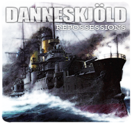 "Danneskj�ld Repossessions Battleship Sticker (5.3"" wide)"