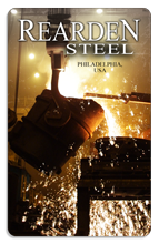 Rearden Steel (Mill) - Indoor Sticker