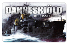 Danneskj�ld Repossessions (Battleship) - Indoor Sticker