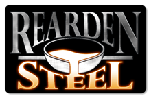 Rearden Steel (Pouring Metal) - Indoor Sticker
