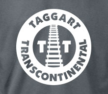 Taggart Transcontinental (Circle w/Tracks) - Hoodie