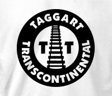 Taggart Transcontinental (Circle w/Tracks)