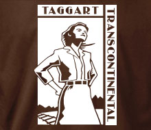 Taggart Transcontinental (Dagny) - Long Sleeve Tee