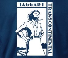 Taggart Transcontinental (Dagny) - Hoodie