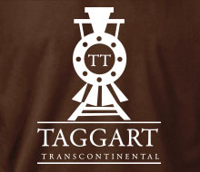 Taggart Transcontinental (Oncoming Train)