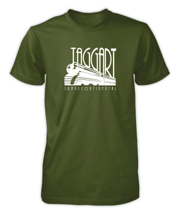Taggart Transcontinental (Comet) - T-Shirt