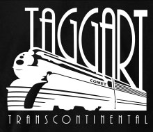 Taggart Transcontinental (Comet) - Hoodie
