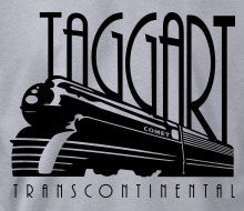 Taggart Transcontinental (Comet) - Men's Polo Shirt