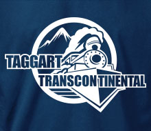 Taggart Transcontinental (Circle w/Train)