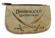 Danneskj�ld Repossessions Coin Purse (Tan)