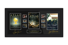 Atlas Shrugged Trilogy: Limited Edition Framed Filmcell