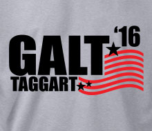 Galt/Taggart '16 - Long Sleeve Tee