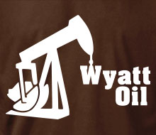 Wyatt Oil (Rig) - Ladies' Tee