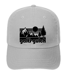 Galt's Gulch (Sunrise) Printed Hat - Available in 10 Colors!