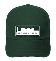 Rearden Steel (Factory) Printed Hat - Available in 10 Colors!